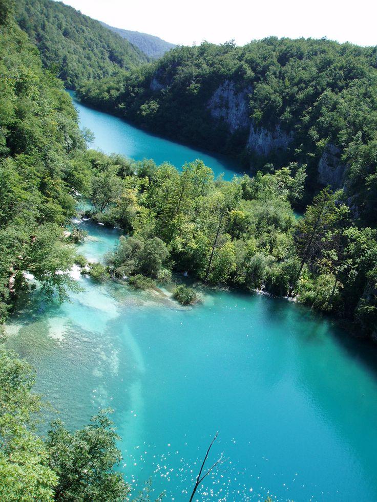 Plitvickie Jeziora, Croatia