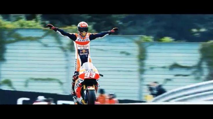Marc Marquez And Repsol, 2016 MotoGP World Champions (VIDEO)