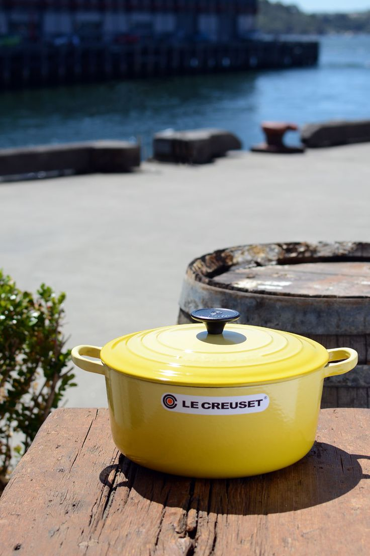 Le Creuset Soleil 24cm Round French Oven