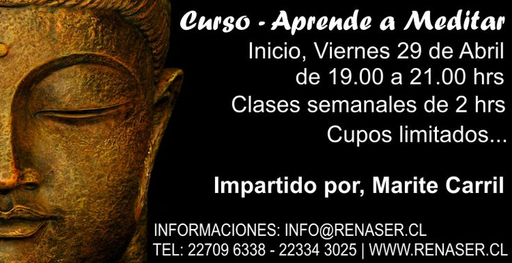 Curso Meditacion, #CentroRenaSer