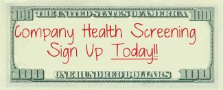 APA Center for Organizational Excellence: Good Company Newsletter: Hundred Dollar Health Communication Tips