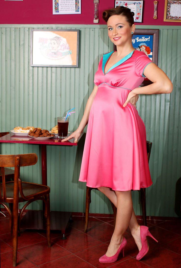 Mejores 11 imágenes de maternity dresses en Pinterest | Vestidos de ...