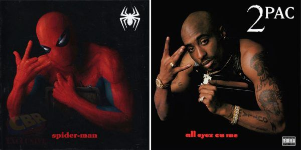 When Spider-Man Threw Up A Gang Signal To The Latin Kings Of Chicago