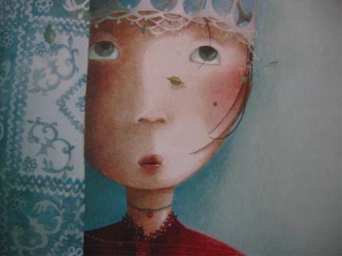 Princesses. Rebecca Dautremer
