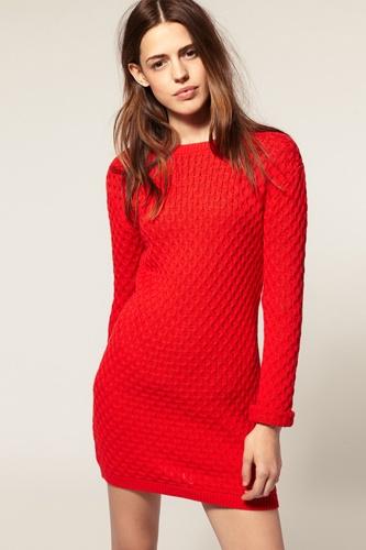 Best 25  Red sweater dress ideas on Pinterest   Christmas sweater ...