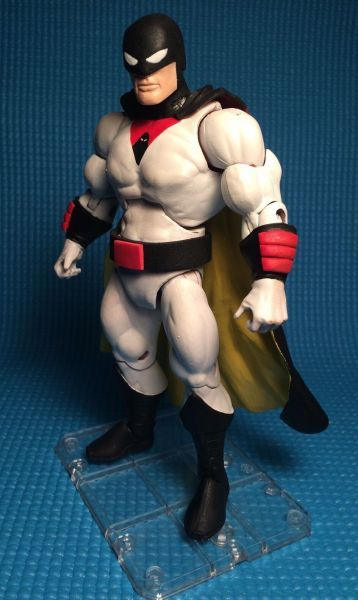 Space Ghost 2.0 (Masters of the Universe) Custom Action Figure