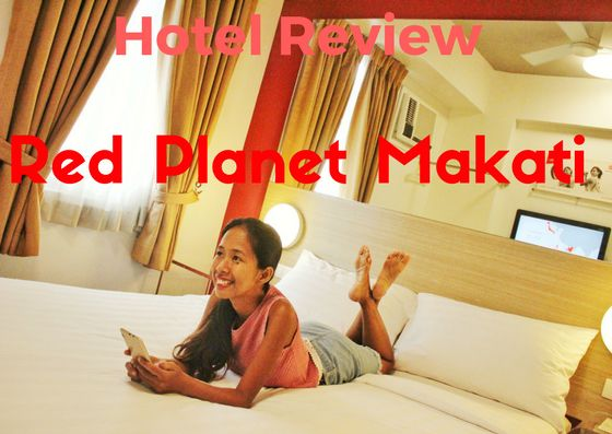 : Budget Hotel in Manila: The Red Planet Makati Avenue Blog Review