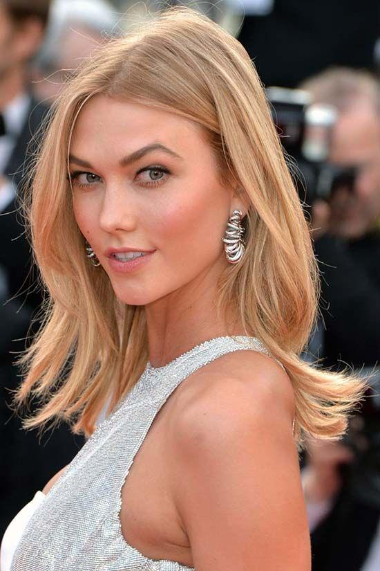 Cannes Film Festival 2015 Hairstyles & Makeup: Karlie Kloss  #hair #hairstyles #makeup