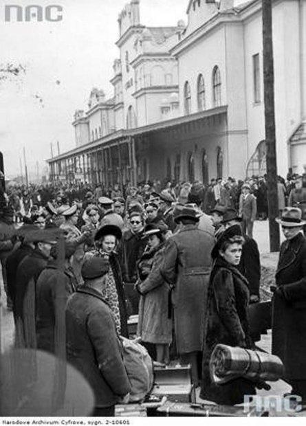 Lublin poland 1941