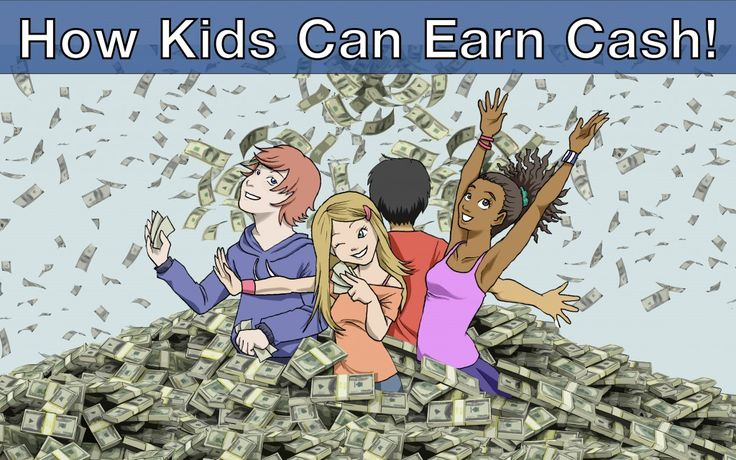 Many middle schoolers are looking for ways to earn money; if a 12, 13, or 14-year-old needs money, here are 10 things they can do!