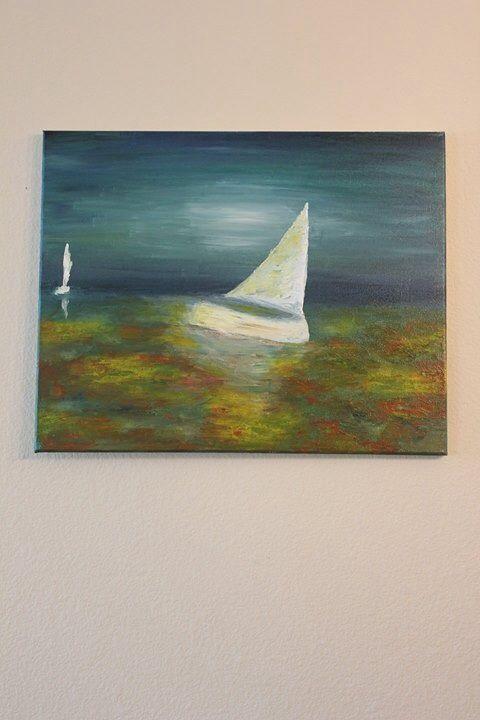 Sail boat - 3 cheers