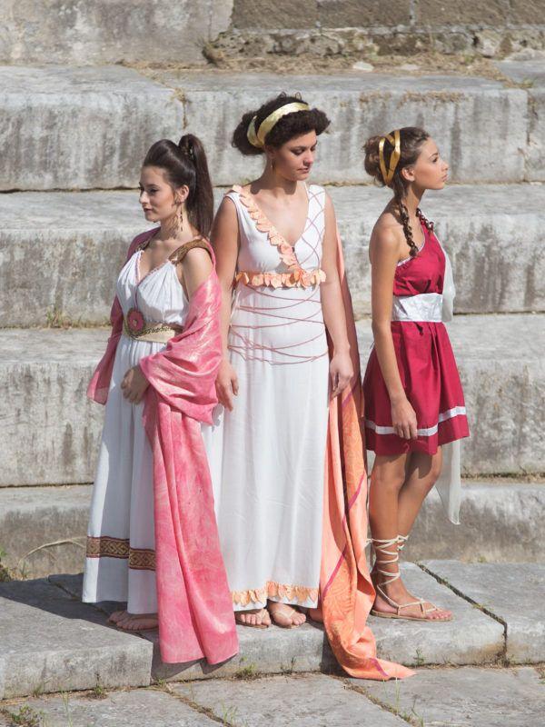 Pin Su Costumes Ancient Romans Costumi Antichi Romani