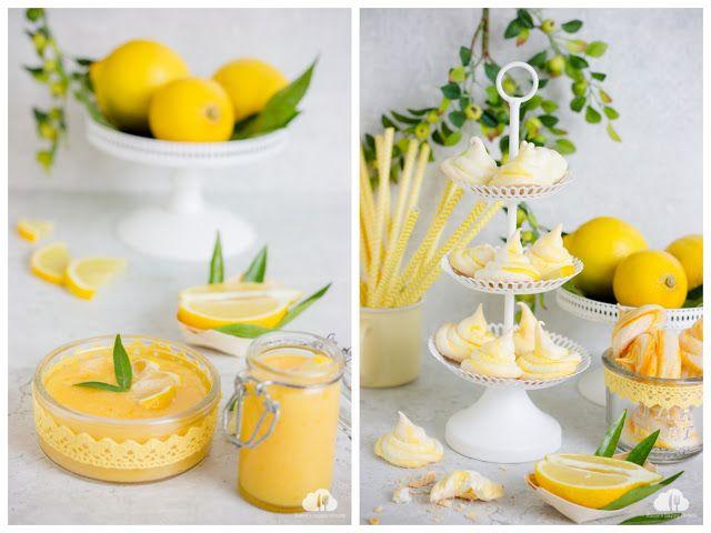 Katie's Happy Clouds: Lemon curd czyli krem cytrynowy