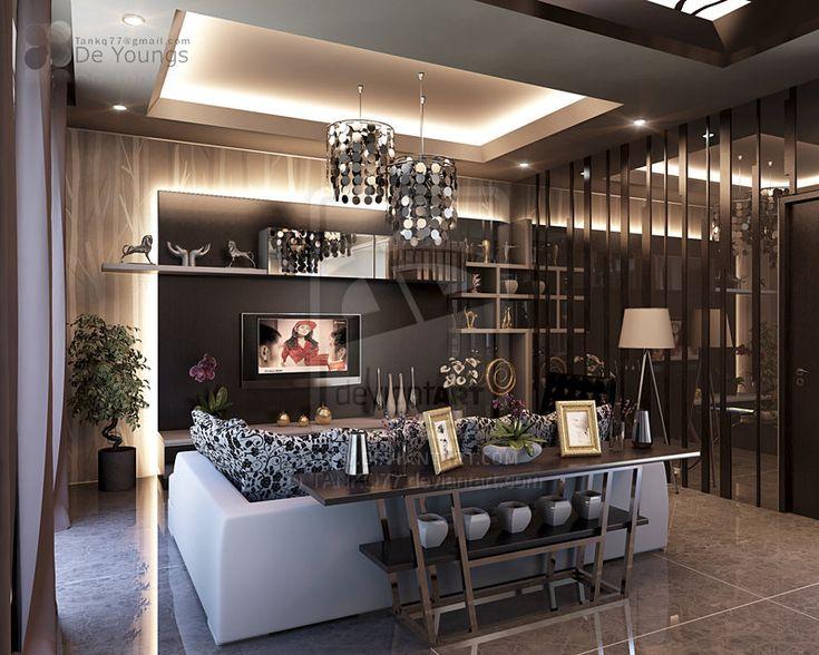 Asian Living Room Design Best Decorating Inspiration