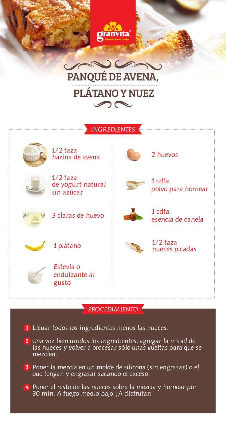 Deleita tu paladar con esta deliciosa receta. ¡Es muy sencillo y además, muy sano!