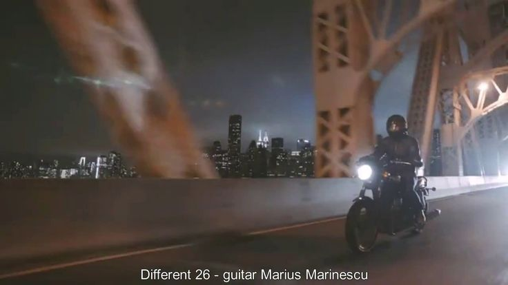 Different 26 - guitar Marius Marinescu