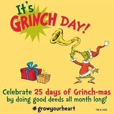 ... about Christmas on Pinterest | Grinch, The grinch and Elf on the shelf