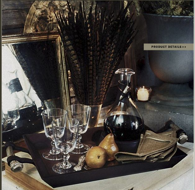 Ralph Lauren Home St Germain Collection Castle French European Old World  Rich Luxurious Estate Style Part 83