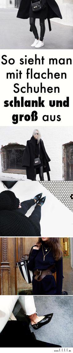 4 Tricks, wie man mit flachen Schuhen schlank und groß aussieht – Sophie Götze