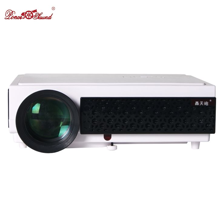 188.80$  Buy here - http://ai6rc.worlditems.win/all/product.php?id=32742619809 - HTP led tv projector full hd support 1080p televisions proyector home theater red-blue 3D beamer for movice meeting ktv