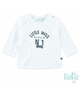 Feetje T-Shirt Little Miss No.1