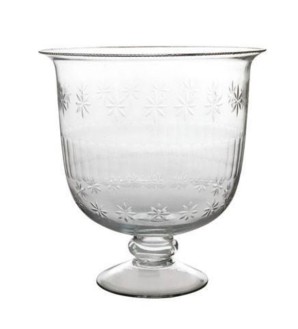 JULIA Hurricane glass/vase L