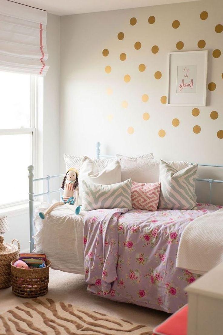 d co chambre fille ado en rose or et compagnie en quelques id es chics et inspirantes 1. Black Bedroom Furniture Sets. Home Design Ideas