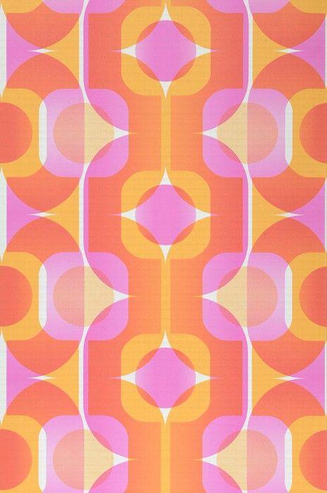 Sinon | Papier peint des années 70
