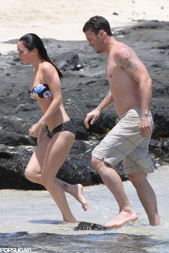 Megan Fox Hottest Bikini Pictures | POPSUGAR Celebrity