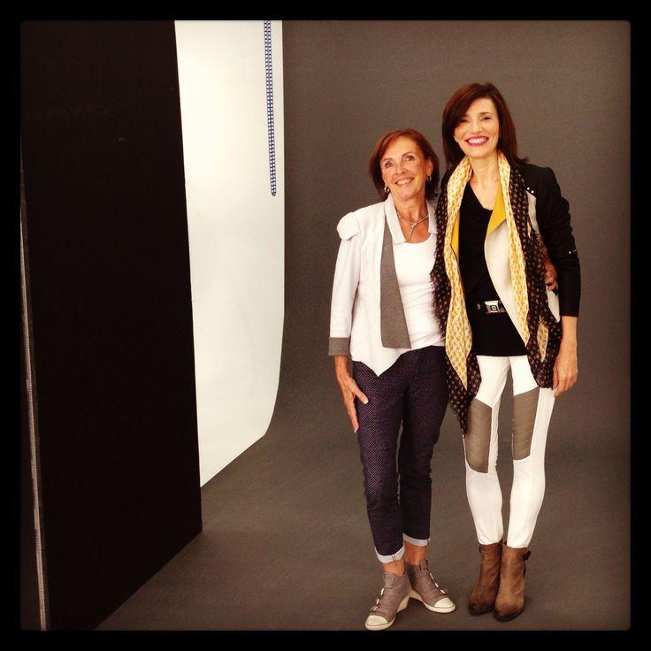 Photoshoot: 14 ans, 14 stylistes, 14 looks fait au Canada Stylisme: Michèle Marin Mannequin:  Elisabeth-Specs
