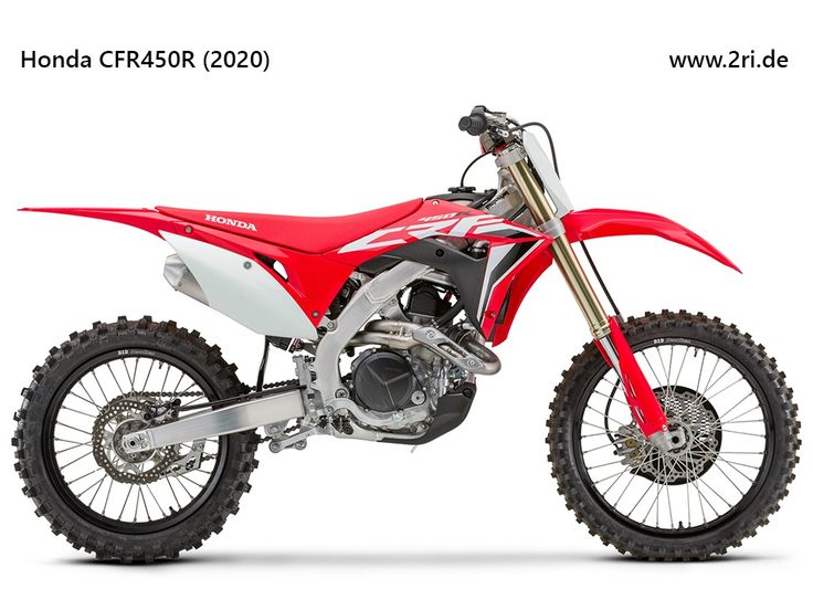 honda crf450r (2020) - 2ri.de in 2020 | motocross