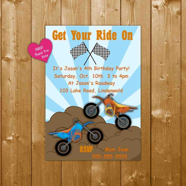 tiffany blue birthday invitations for a graceful birthday invitation design  with graceful layout 12. motocross birthday party — decorate with dirt bike cutouts and checkered  flags. baby shower diaper raffle tickets – motocross themed #vip. honda crf 250. dirt bike, motor cross,...