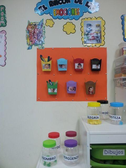 El rincón de las emociones . Álbum de fotos   Colegio Los Sauces   Colegios privados Los Sauces