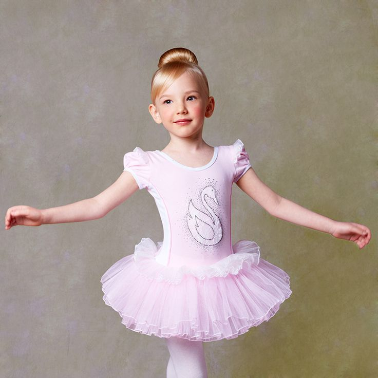 ==> [Free Shipping] Buy Best Girls Swan Pattern Ballet Tutu Dancewear Girls Lace Ballet Clothes Costumes Toddler Leotard Professional Tutus Ballerina Dress Online with LOWEST Price | 32725446993