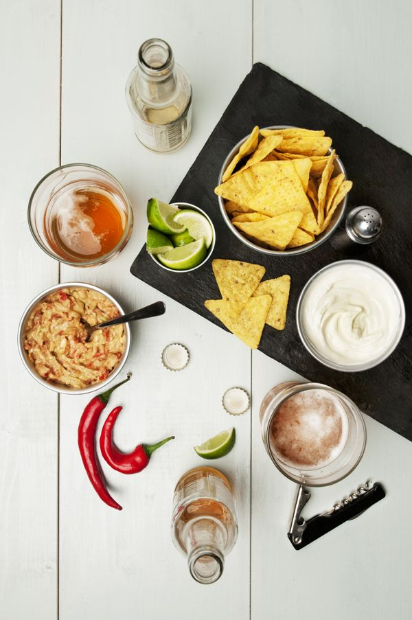 FOOD: Mexican Dinner by Nicole Genoni, via Behance