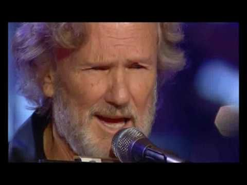"Kris Kristofferson - ""Why Me Lord"" - YouTube"