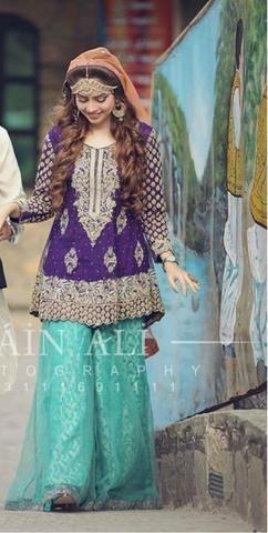 48b866d50d Zainab Chottani Bridal Suit - Buy Online at Replica Zone.