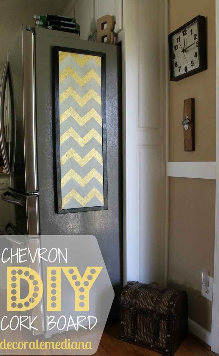 best 25+ chevron cork boards ideas only on pinterest | painting