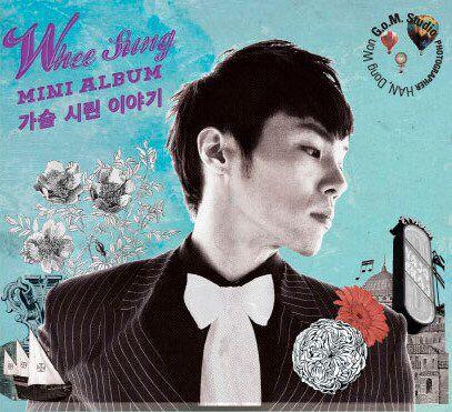 휘성 Whee Sung Album Cover