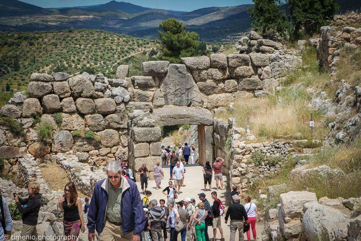 Mycenae Lions Gate (timenio.info)