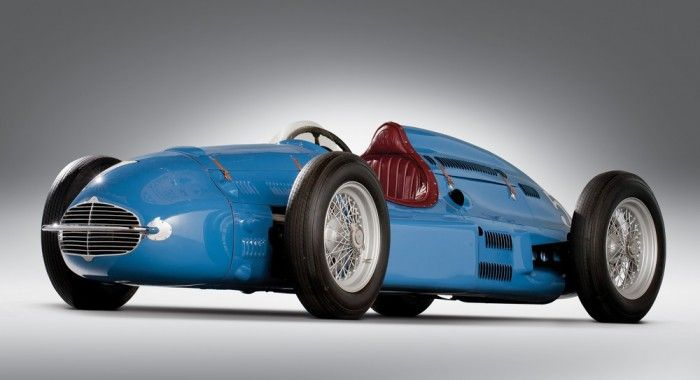 Rounds Rocket among vintage Indy cars highlighting Milhous auction | Hemmings Daily