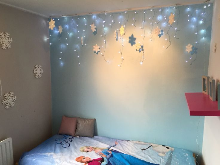 Frozen kamer /room for my little girl                                                                                                                                                                                 More