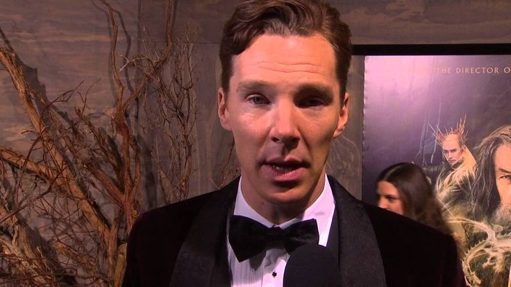 "The Hobbit: The Desolation of Smaug: Benedict Cumberbatch ""Smaug"" Premiere"