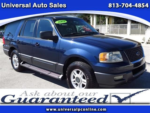 Used 2003 Ford Expedition for Sale in Plant City FL 33567 Universal Auto Sales