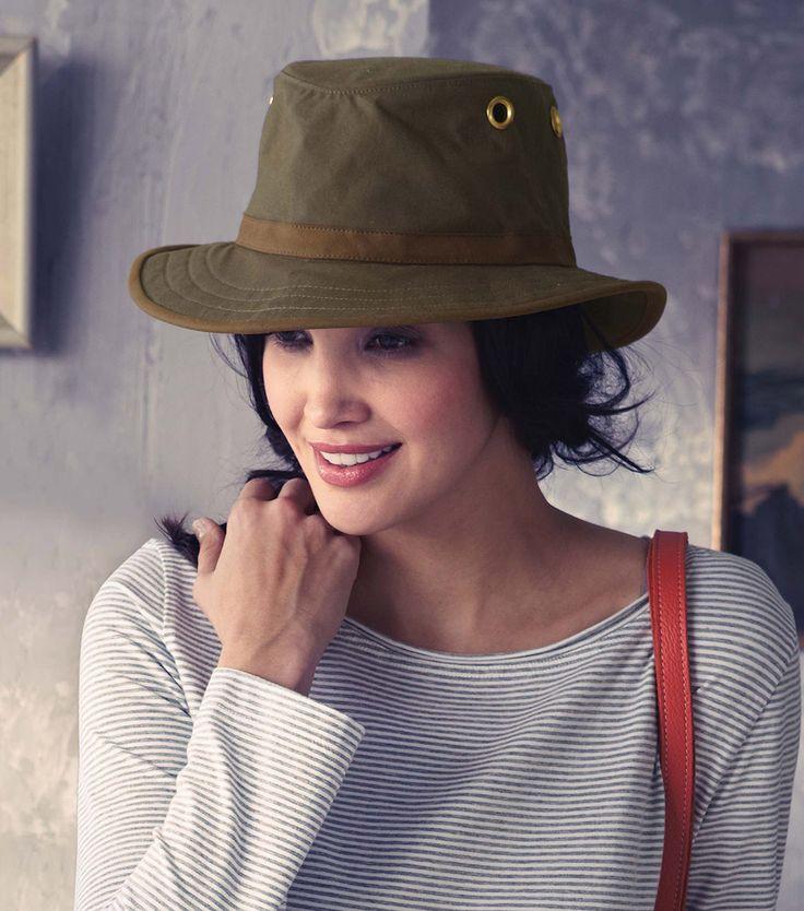 Tilley Endurables Outdoor Gal Hats Cotton Hat Women