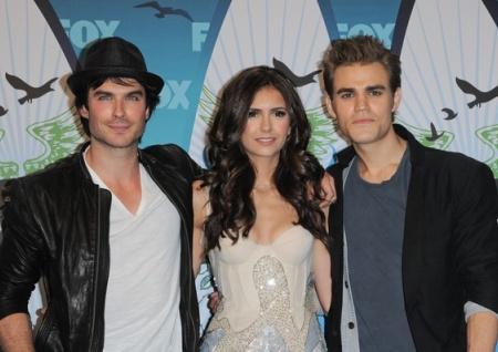 Teen Choice Awards winners: The Vampire Diaries