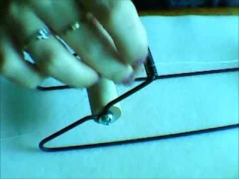 ▶ sieraden maken armband(weefraam1) - YouTube