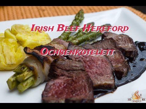 dry aged Hereford Ochsenkotelett - #tobiasgrillt http://tobiasgrillt.de