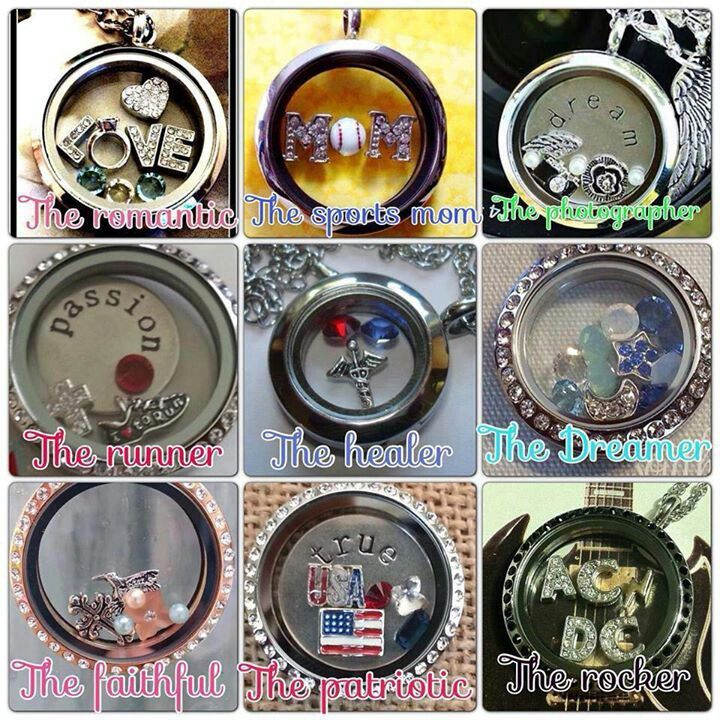 42 Best Images About Memory Locket On Pinterest