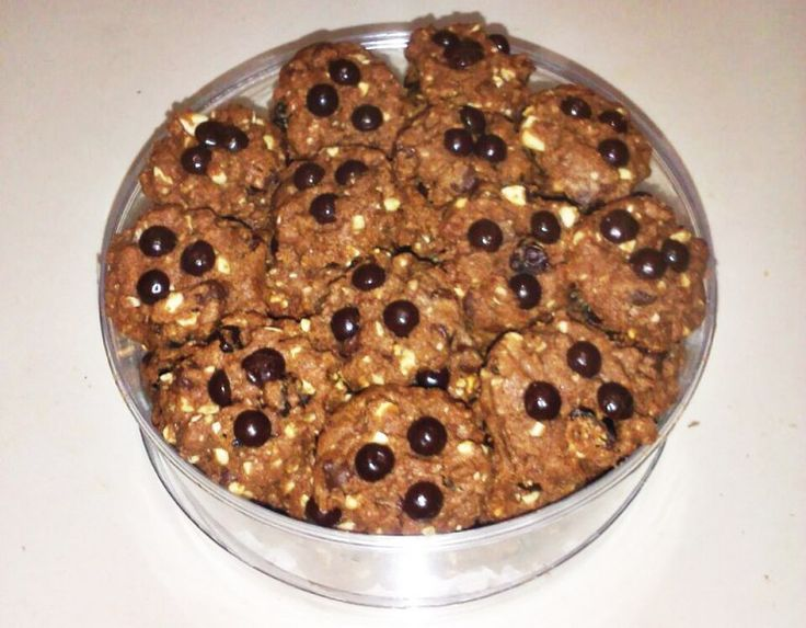 Choconut Raisin KK016